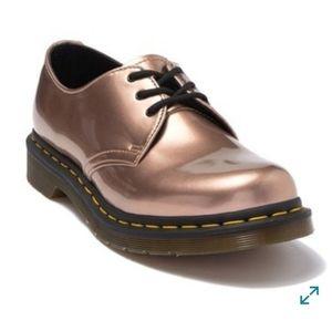 Dr Martens 1461 Vegan Derby Loafer Shoes